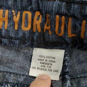 Hydraulic Jeans - COPY - Hydraulic Jean's Size 7/8